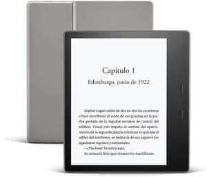 2 Kindle Oasis por 375€ (187,50 cada uno)