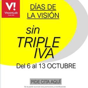 Dias sin iva en Visionlab