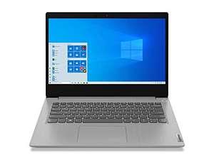 """Lenovo Ideapad 3 - Portátil 14"""" FullHD (AMD Athlon 3020e, 8GB RAM, 128GB SSD, Sin Sistema Operativo) gris - Teclado QWERTY Español"""