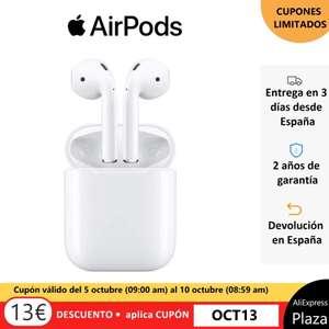 Airpods 2 con envio desde España