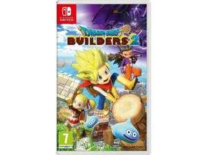 Nintendo Switch - Dragon Quest Builders 2. Nintendo SWITCH