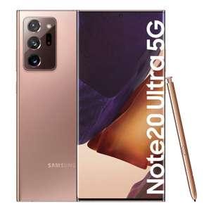Samsung Galaxy Note 20 Ultra 5G 256GB Bronce