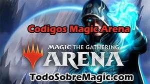 Códigos para conseguir sobres y cartas gratis Magic Arena