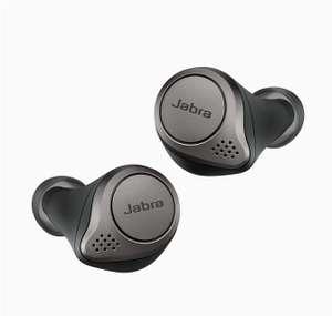 Jabra Elite 75t - Auriculares Bluetooth con Cancelación Activa de Ruido, Negro Titanio