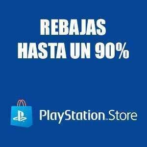 PlayStation Store :: Rebajas hasta un 90% (Semanales) + Promo de Halloween