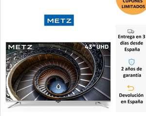 Smartv 43″ Metz