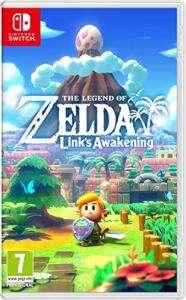 The Legend of Zelda: Links Awakening Remake Nintendo Switch