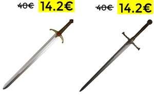 Réplicas de espadas Juego de Tronos 14.2€
