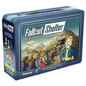 Juego de mesa Fallout Shelter