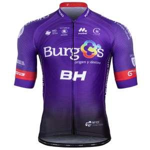 Maillot ciclista del equipo Burgos BH