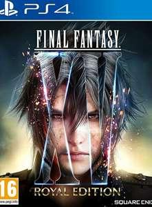Final fantasy XV Royal PS4