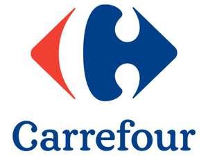 Carrefour 25% acumulable productos SIN GLUTEN
