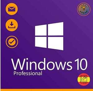 Windows 10 Pro 32 / 64 bits Licencia - Windows 10 Home Upgrade