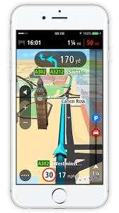 Suscripción de 12 meses al servicio gratuito de navegación TomTom Go en Android e iOS