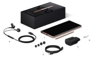 WEB OFICIAL | Galaxy Note 20 Ultra 5G, 256GB + microSD, 12GB RAM, 108MP. Oferta Samsung Week
