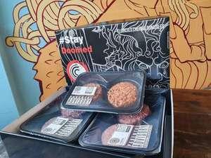 """""""El Circulo"""" Burger Xperience Degustación - Chef Carlos Maldonado"""