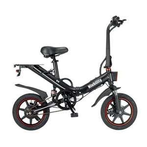 Niubility B14 | Bicicleta eléctrica 400W | Desde Europa
