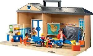 Playmobil escuela maletín. Envío gratis a tienda.