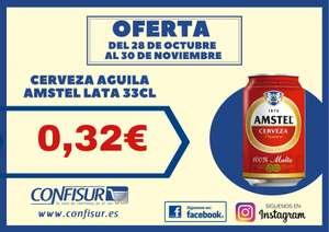 Cerveza Amstel Lata 33Cl (Confisur Córdoba)