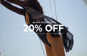 -20% ONNE en Bikinis y Ropa Deportiva (de color negro)