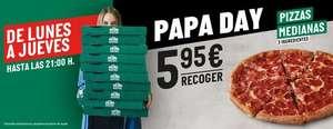 Papa Day (AHORA DE LUNES A JUEVES) RECOGER