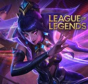 "REGALO ""OBJETO MISTERIOSO"" . Noviembre-Diciembre. League of Legends"