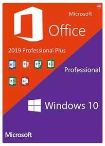 Clave Windows 10 pro + Office 2019