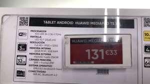 "Tablet 10""1 huawei MediaPad T5 10 3gb RAM/32gb en Fnac Murcia Nueva Condomina"