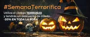 Chollazo! Halloween en SNIKER con 20% de Descuento