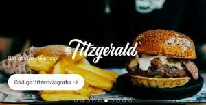 Gastos de envío gratis The Fitzgerald en Uber Eats