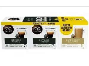 9 Cajitas Dolce Gusto Pack Ahorro 144 cápsulas 0,13€ cápsula