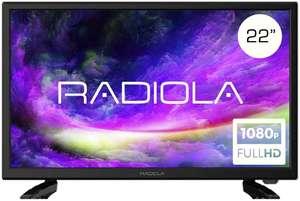 Televisor Led 22 Pulgadas Full HD 12V, Radiola