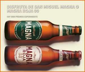 San Miguel Magna, premios para los 3000 primeros