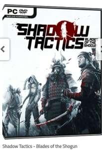 Shadow Tactics - Blades of the Shogun para steam