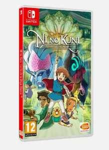 Nintendo Switch Ni no Kuni: La ira de la Bruja Blanca
