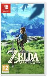 The Legend Of Zelda: Breath Of The Wild - Edición Estándar