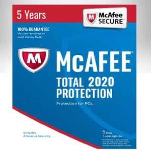 Antivirus McAfee Total Protection 2020