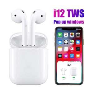 Auriculares Inalambricos I12 TWS Bluetooth 5.0