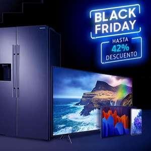 Samsung, Hasta 42% en Black Friday
