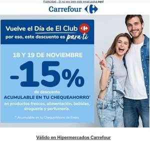 Día del Club Carrefour