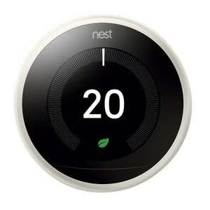 Nest Learning Thermostat 3º Generación Termostato Inteligente Blanco