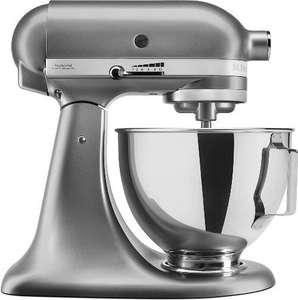 Robot de cocina Kitchenaid 5KSM95PS Gris por 379,9€ en black Friday de Fnac