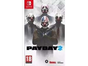 PayDay 2 - Nintendo Switch - MediaMarkt