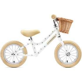 """Creme Mia Bicicleta sin pedales 12"""" Niños, white unicorn"""