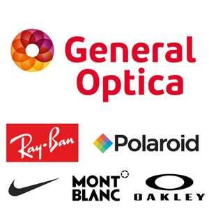 Black Friday - 50% en TODAS las gafas de sol en GENERAL ÓPTICA
