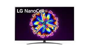 LG 55NANO916NA NanoCell 4K con Inteligencia Artificial, HDR Dolby Vision IQ y Smart TV *Mínimo histórico*