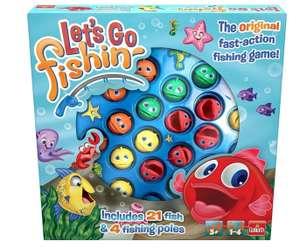 Let's Go Fishing Original. Juego de Pesca para niños