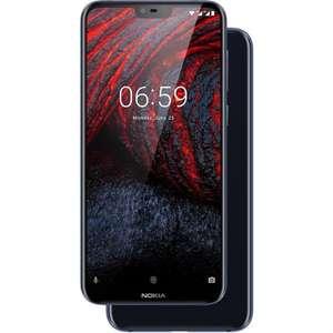 Nokia 6.1 Plus Dual Sim 4G 64GB (4GB Ram)(Libre) - Azul