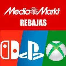 Recopilación ofertas videojuegos BlackFriday (MediaMarkt, Actualizado)
