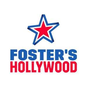-50% Warner con Fosteriano
